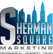 Sherman Square Marketing Retina Logo